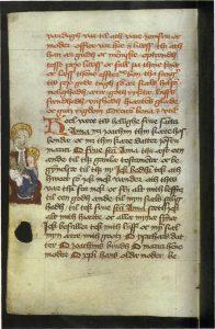 gammeldansk manuscript