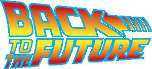 Back to the Future film series logo e1538931300776