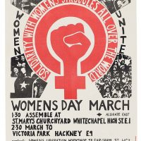 681px Women's Day March 1975