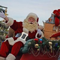 Santa Claus for Christmas