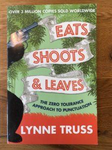 Eats Shoots and Leaves 1
