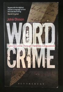 Word Crime