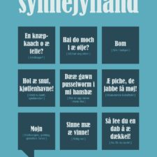 sonderjylland plakat original dialaegt